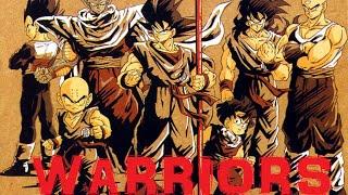 -Dragon Ball Z AMV-Warriors/Imagine Dragons