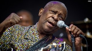 B.B. King dead at 89: 'The Thrill is Gone'