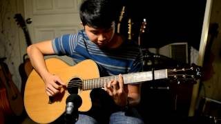 Close to You Fingerstyle Cover by Jorell