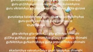 Shree Ganeshaya Dhimahi by Shankar Mahadevan   YouTube width=