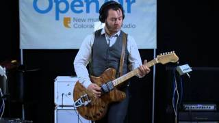 "Caveman plays ""Never Goin' Back"" at OpenAir"