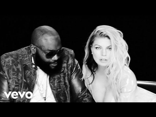 Videoclip oficial de 'Hungry', de Rick Ross y Fergie.