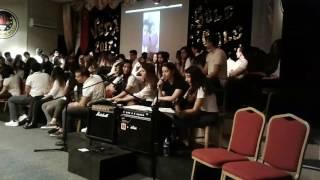 Medcezir- Levent Yuksel (cover) ( Ted Antalya Koleji 12.sınıflar veda dinletisi)