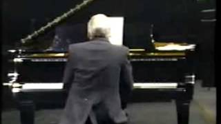 The Muppets' Theme in the style a of Bach fugue.