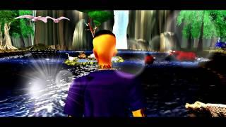 French Montana - Trouble (Jettaz Animated IMVU Video)