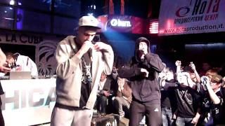 The Chemodan - Один по математике (live) @ CHICAGO MUSIC HALL 6.02.11