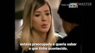 Quase Anjos 4T - Jazmin e Tacho conversam [Legendado]