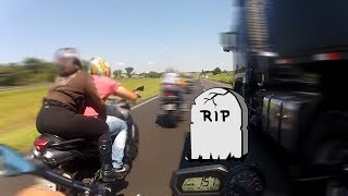 DANGEROUS RIDE - 392 Km/H, Almost R.I.P. & more - Best Onboard Compilation [Sportbikes] - Part 7 width=