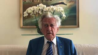 EI 25th Anniversary: Greetings by Bob Hawke