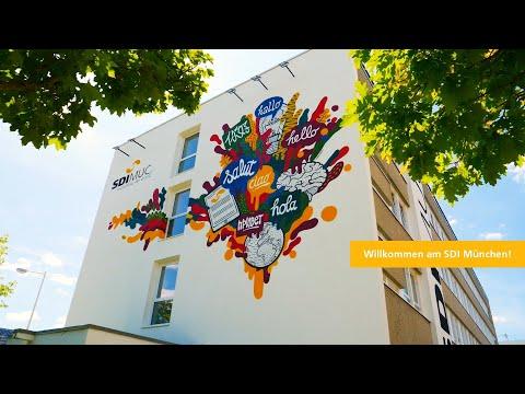 Willkommen am SDI München! – Hochschule – Image-Trailer