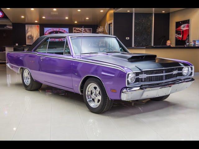 1969 Dodge Dart GT For Sale