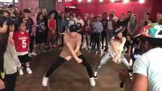"Gabe de Guzman , Kaycee rice, Tricia Miranda choreography ""manolo"""