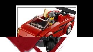 LEGO City 60007 Погоня за преступниками