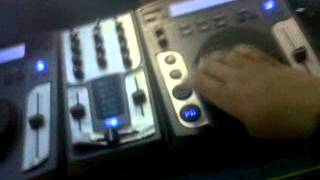 DJ Caremelo from South Africa mxing Tribal house