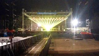 Arijit Singh live concert thane Lighting Technician Aakash Pandit (part1)