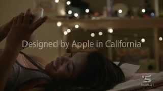 """Spot istituzionale """"Designed by Apple in California"""" per l'Italia"""