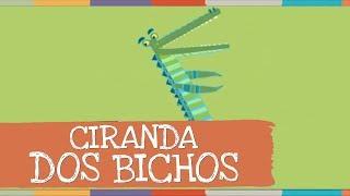 Ciranda dos Bichos - DVD Pauleco e Sandreca - Palavra Cantada