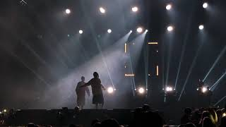 Marcus & Martinus - Make you believe in love, Globen 16/2