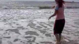 saltando la'jola en la bahía jaja