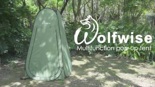 WolfWise Multifunction Pop-Up  Tent