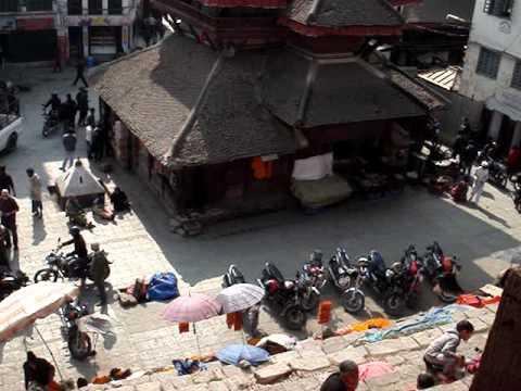 Maju Dega – Kathmandu Durbar Square 2012.MPG