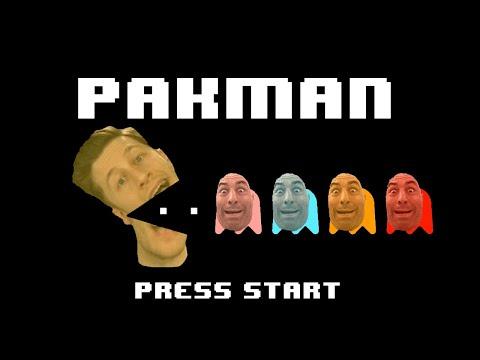 Pakman Gobbles Joe Rogan