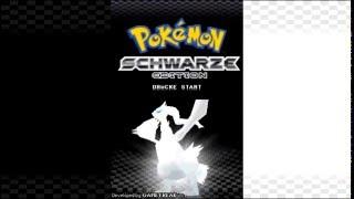 Zagrajmy w: Pokemon Black (Schwarze) - Odc. 1