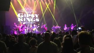 Gipsy Kings live in Dallas 5/5/16