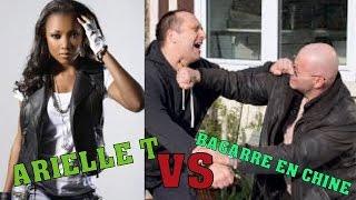 Mon Selfie # ARIELLE T  vs  BAGARRE EN CHINE #