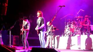 Doobie Brothers China Grove live at Jones Beach 2011