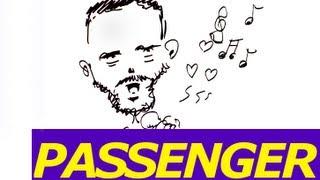 Passenger - Mike Rosenberg Biography/Lebenslauf und Diskography - TOP HIT: Let her go