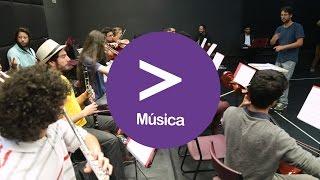 Vídeo Institucional - Curso de Música PUCPR