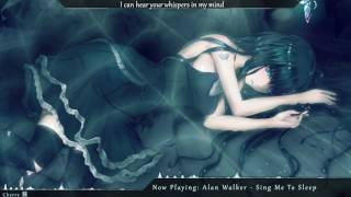 Nightcore - Sing Me To Sleep