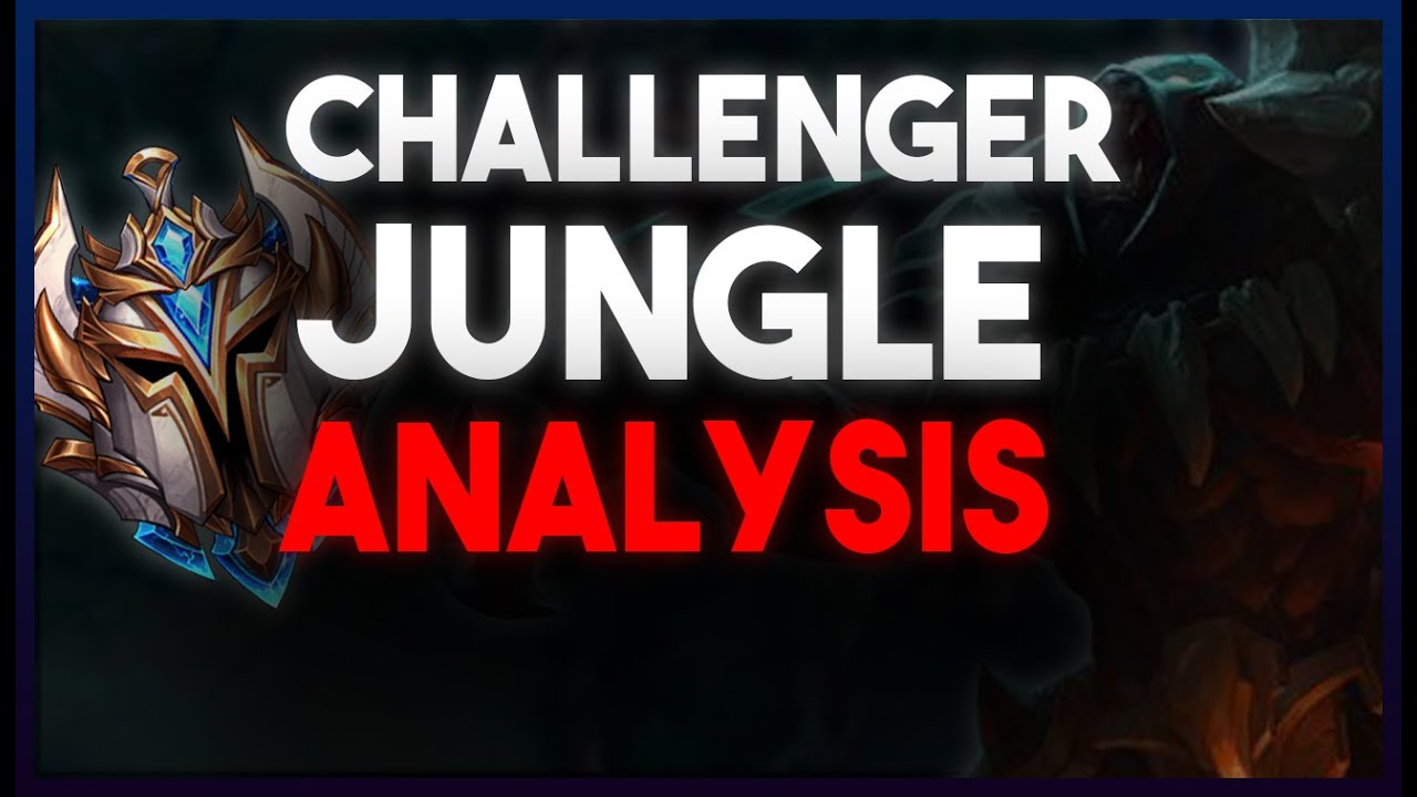 ScrubNoob	 - Rank 1 Rengar World - ScrubNoob Challenger Analysis #2 - Jungle Tracking | By Coach Kairos