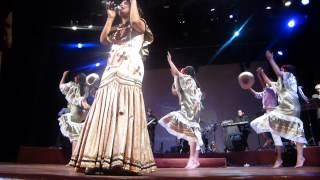 Guisela Santa Cruz - Sombrero de Sao HD @ Teatro Municipal, Agosto 17, 2012