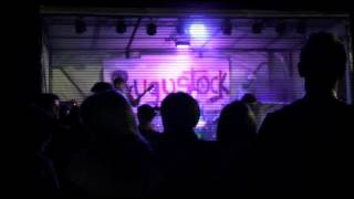 Plankton Dada Wave - Marky the monk is a monkey LIVE@Bugustock