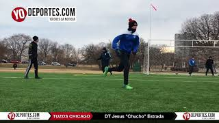 Tuzos Chicago Soccer Academy Rumbo al Torneo Pachuca UFD 2018