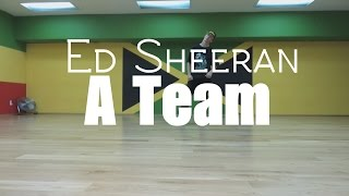 Ed Sheeran- A team (Remix) || Kazik Choreo || Who If Not You!?