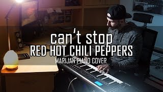 Red Hot Chili Peppers - Can't Stop | Piano Cover + Sheets