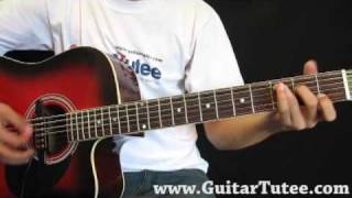 Anastacia - Sick And Tired, by www.GuitarTutee.com