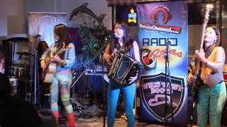 """Las Fenix nos cantan """"Que Me Lleve el Diablo"""" en vivo para Banda Channel"""