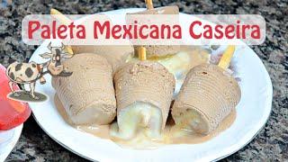 Paleta Mexicana Caseira - Meu Pai é o Padeiro