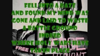 Cage The Elephant - Lotus with lyrics