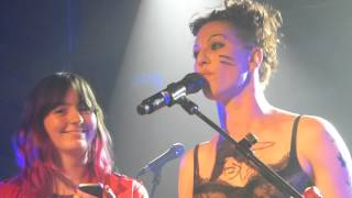 Amanda Palmer sings N.W.A. F**k Tha Police at the Academy, Dublin