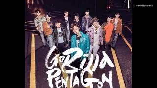PENTAGON  (펜타곤) - Gorilla [Audio]