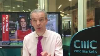 Intervista presso CMC Markets