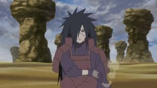 MADARA - I NO LONGER FEAR THE RAZOR GUARDING MY HEEL