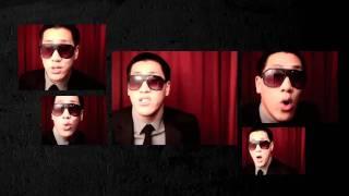 Dynamite (One-man A Cappella Taio Cruz Cover)