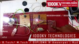 Pocket Stimulator for Heart  /electrical Eee main  projects /eee live projects