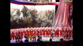 Кубанский казачий хор .Когда мы были на войне. В.Сорокин.